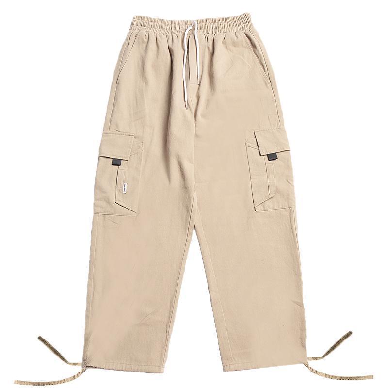 전술 플러스 사이즈 캐주얼 바지 남자 비즈니스 스웨트 팬츠 바지 Streetwear 일본어 Maretom Masculino화물 EA60XK 남자