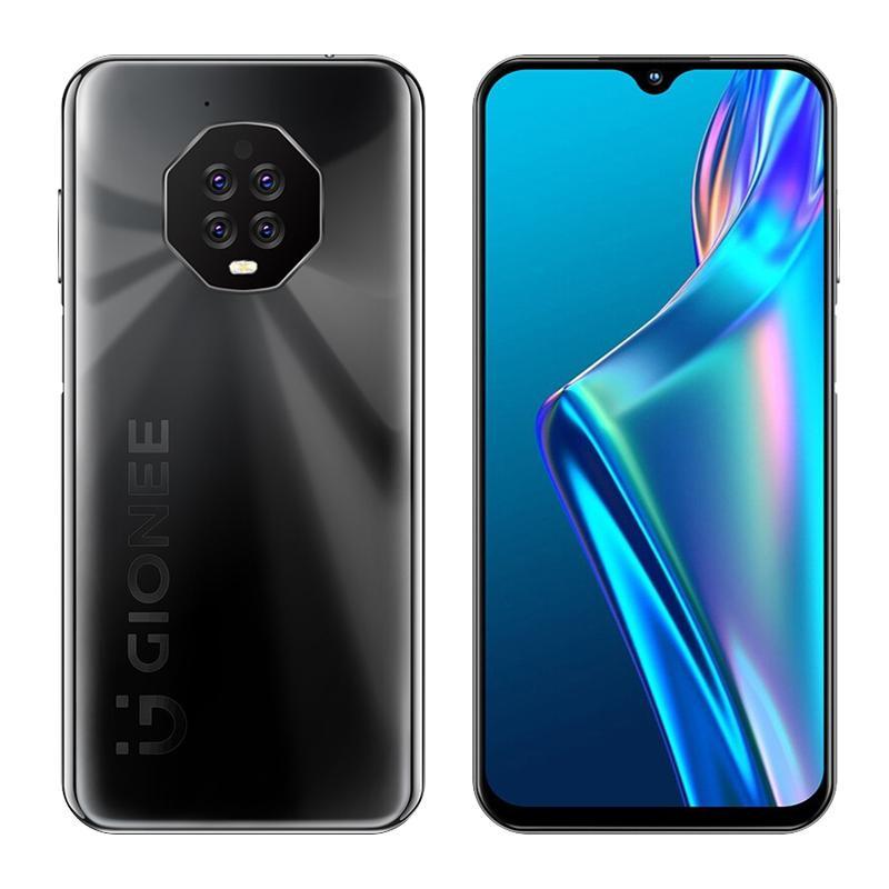 Original Gionee M3 4G Mobiltelefon 6 GB RAM 128 GB ROM MTK Helio P60 Octa Core Android 6,53 Zoll Vollbild 16.0mp AF 5000mAh Gesicht ID Fingerprint Smart Mobiltelefon