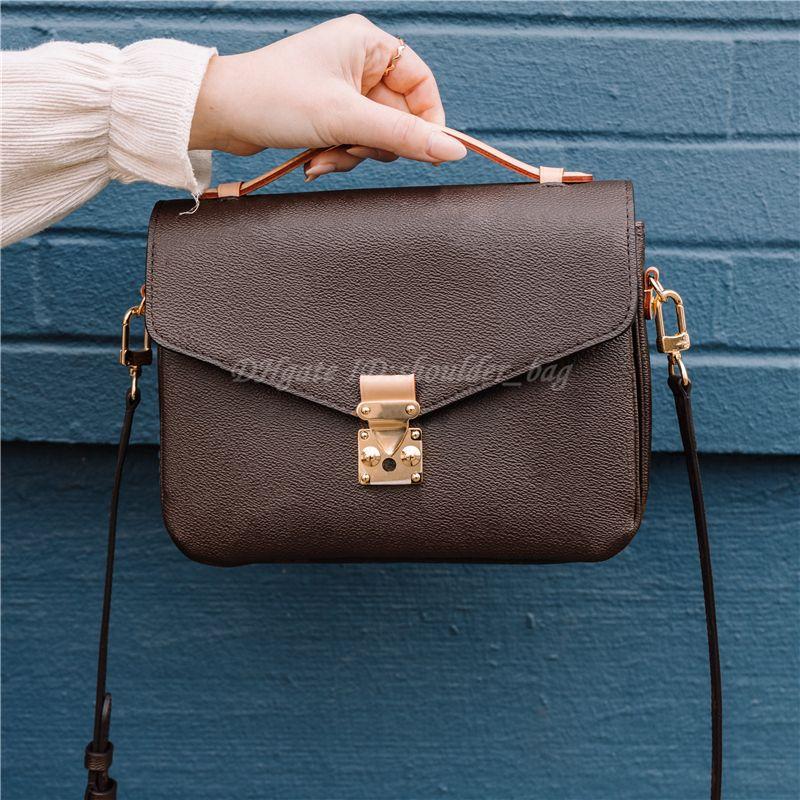 Moda Senhora Ombro Messenger Bag Flap Square Totes Bolsas Bolsas Carteira Carteira Crossbody Shopping Carteiras Mulheres Luxurys Designers Sacos 2021 bolsa de bolsa