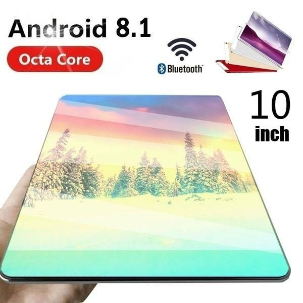 Tablet PC S Tablets With 6G+128GB Large Memory 10 Inch Screen Core Android 9.0 Dual Card 4G Phone Call
