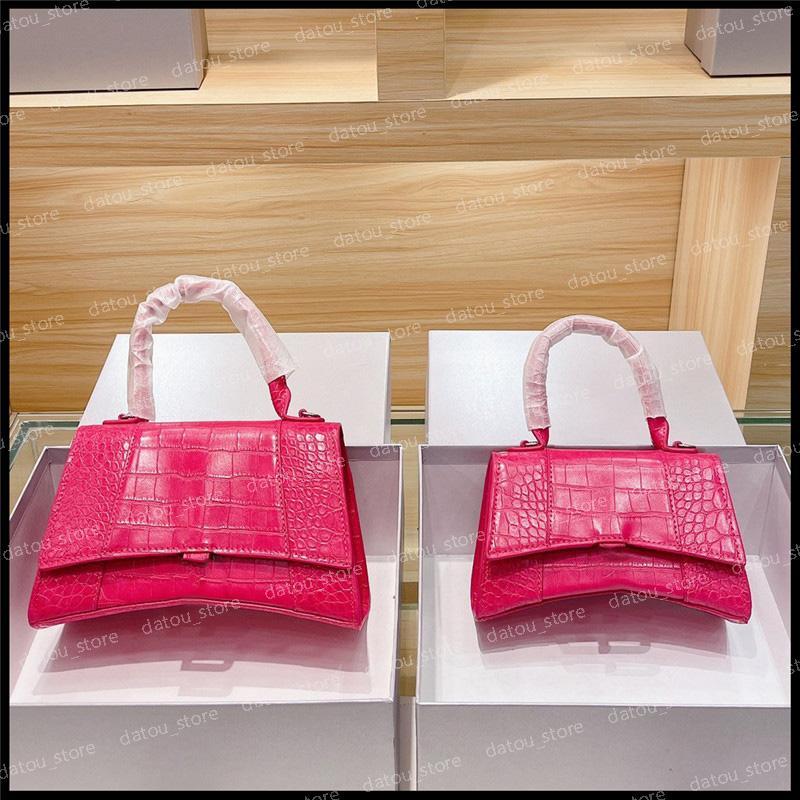 صغيرة حمل النساء المصممين الفموي أكياس crossbody 2021 الأزياء النسائية الكلاسيكية الرملية حقائب اليد المحافظ تمساح حقيبة الكتف المحفظة