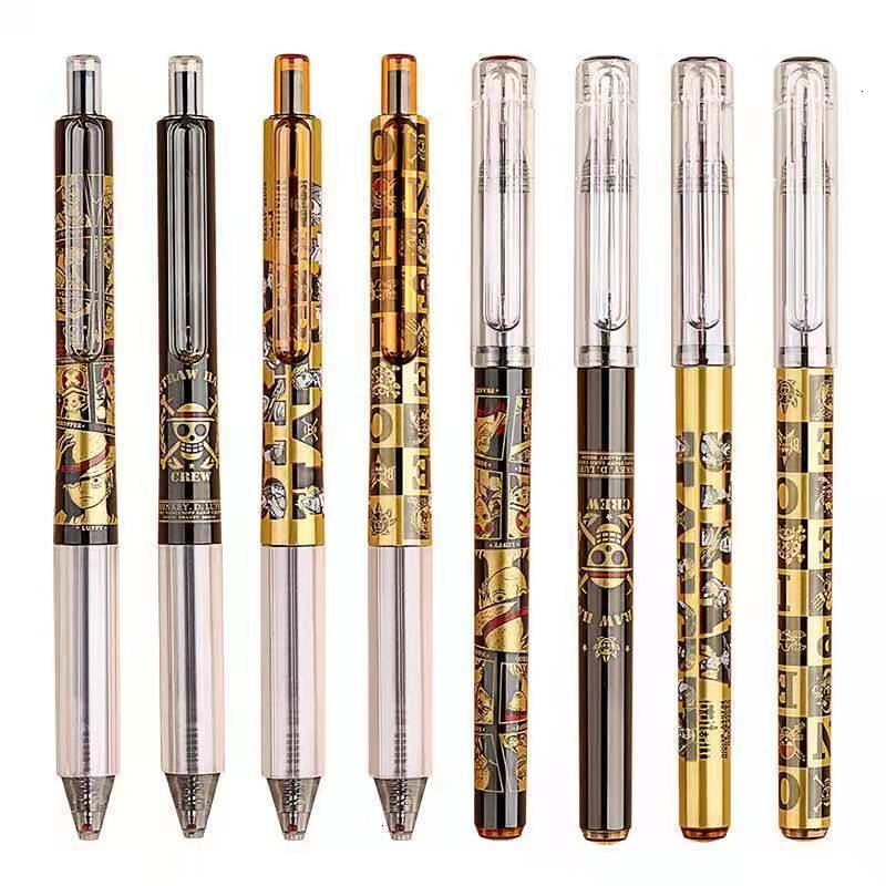 High Cm09f Quality Plastic Transparent Fountain Pen with Polished Stainless Steel Nibs Yellow Red Orange Blue