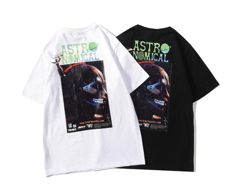 Hip Hop Desighed T Shirt Printing for Men and Womem Embroidery Tees Harajuku Streetwear Short Sleeve Tops 2021 Spring Summer