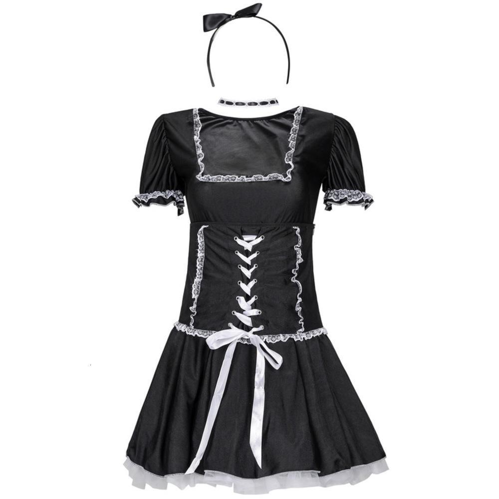 Женская сексуальная большая юбка S-L Drs S-L DRS SPICE нижнее белье Одноразовый игровой костюм