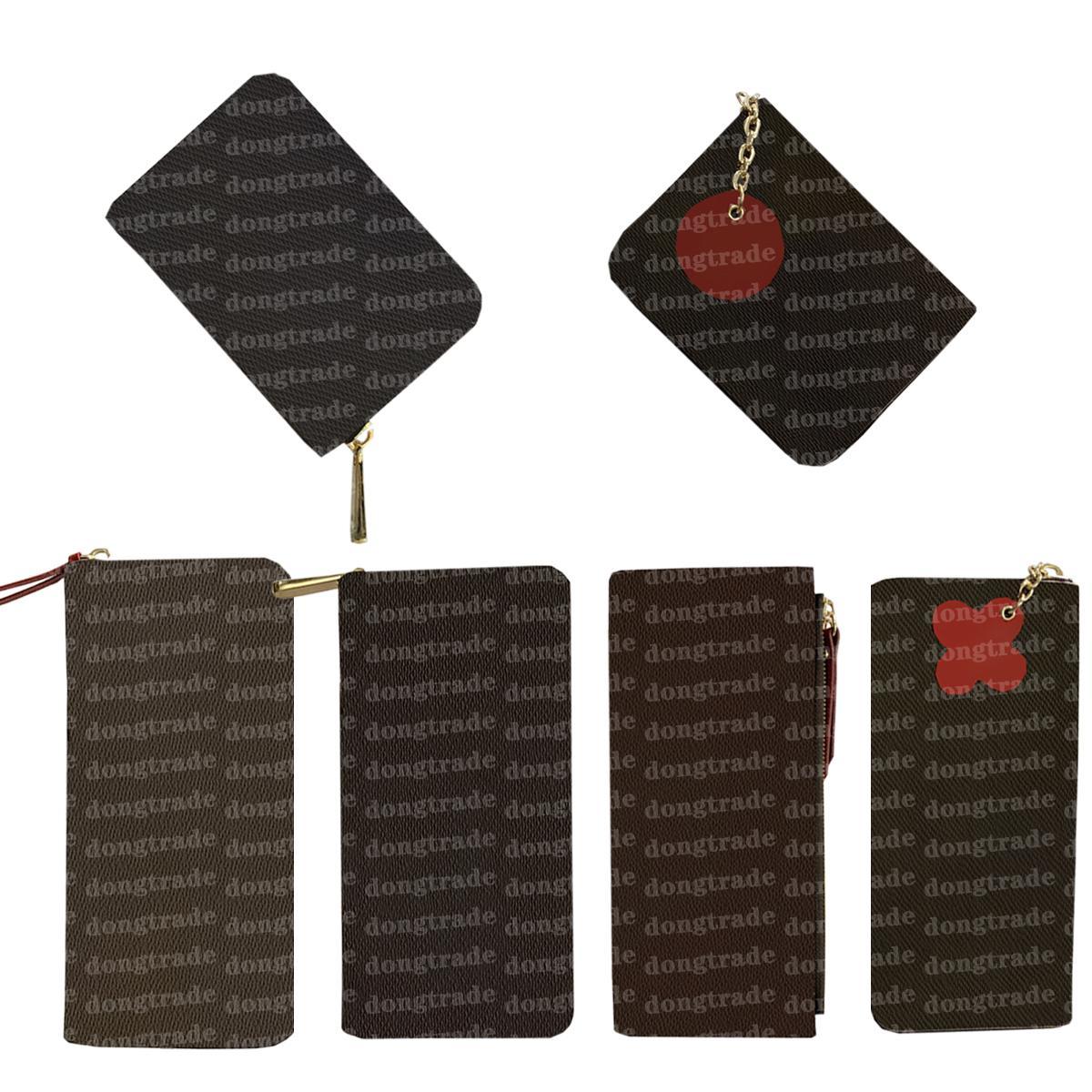 Designer Wallet Long Zippy Coin Purse Match Crossbody Bag Flower Pocket Wallets Short Key Bags Phone Mini Designers Womens Handbags Purses Card Holder