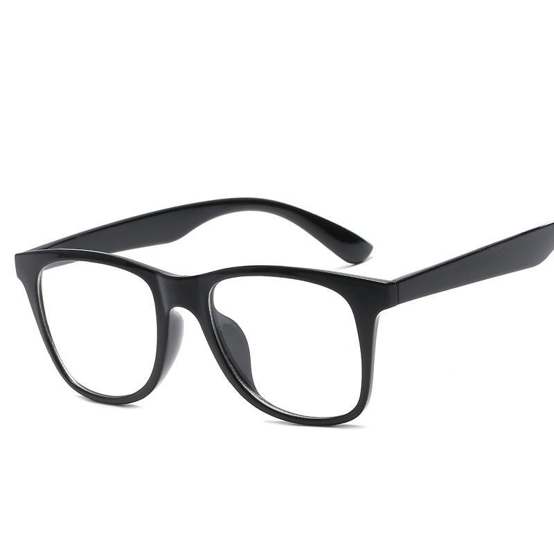 HBK TR90 Clip en gafas de sol polarizadas Hombres clips magnéticos Lentes imán óptico myopia gafas marco de protección UV Gafas de protección UV
