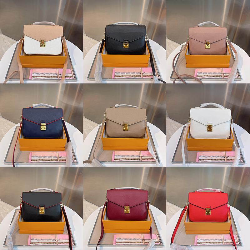 2021 مصمم postman حقيبة المرأة الأزياء الفاخرة أعلى جودة الجلود pochette métis tis قطري حقيبة يد m44881