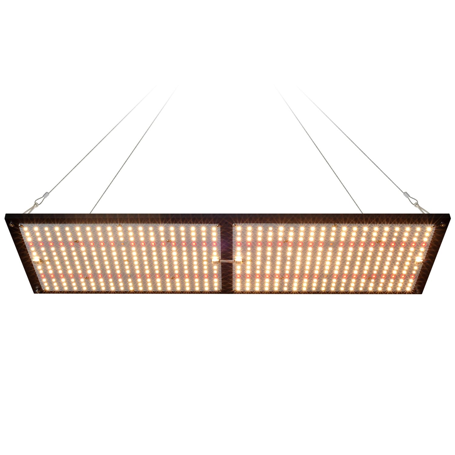 240W Samsung LM301H DIMMABLE LED تنمو ضوء V3 Board 3000K / 3500K / 4000K 660NM IR