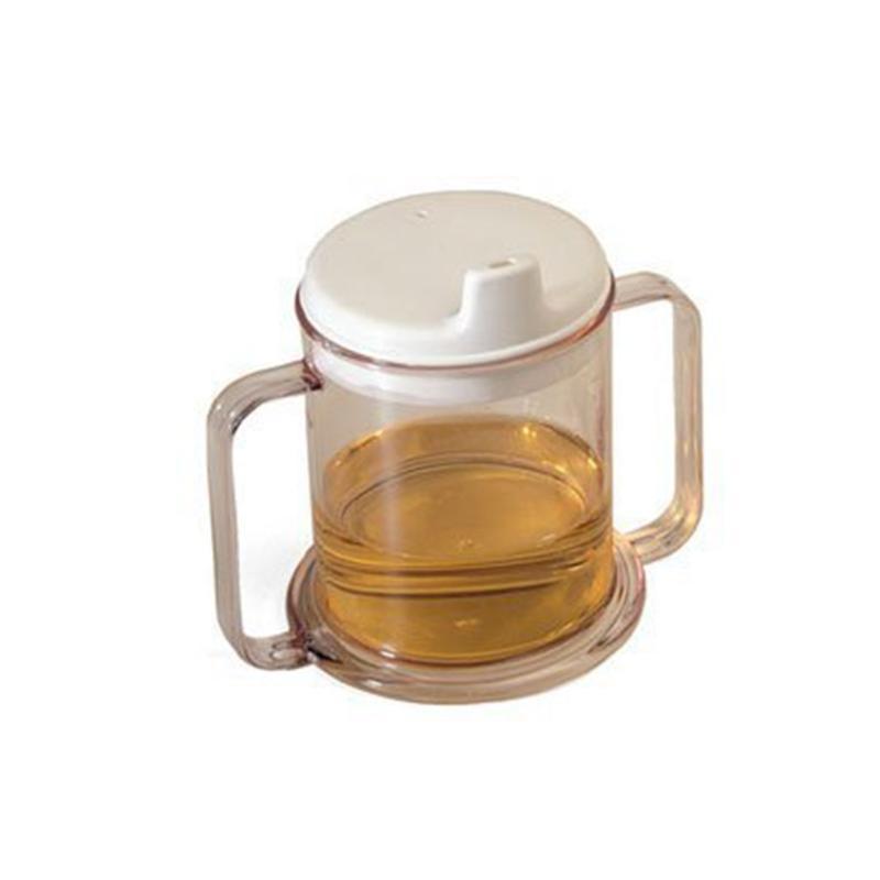 Drinkware Accessiores Tea Antiastflow Kupası Duck-Fature İki El Saplı Yaşlılar Engelli # 50 Kupalar