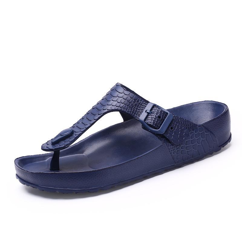 الرجال الوجه يتخبط أحذية الصيف رجل خارج النعال شاطئ إيفا ضوء النعال الناعمة المرأة الأحذية زائد حجم الذكور الصنادل الأحذية المسطحة