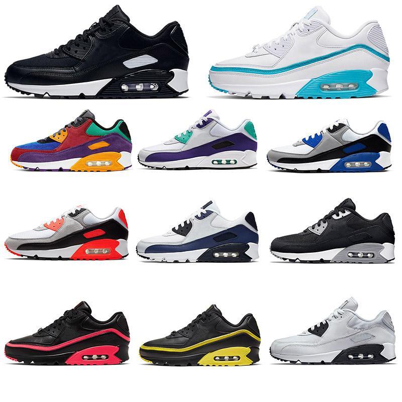 الجملة أزياء الرجال أحذية رياضية الكلاسيكية 90 و wo الاحذية