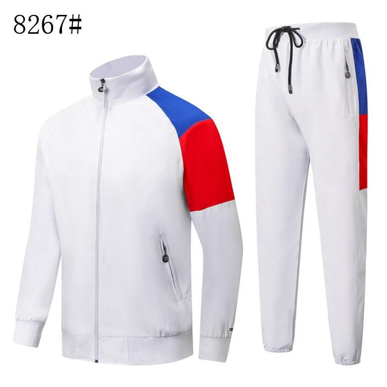 Men's Tracksuits Suit Women Sets Classic Letter Two-piece Suits Casual Long-sleeved Sports Fashion Sportswear Pants+Clothing 3 Colors Size M-2XL Autumn Winter