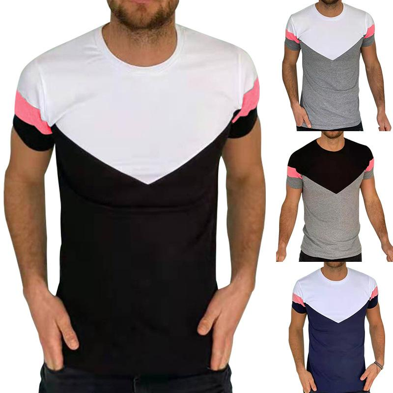 El diseñador de moda de manga corta polo camisa de los hombres del algodón del polo Camisa polo Masculina hombre del tamaño extra grande 7XL 6xl 5XL 4XL XXL XXXL -M 3 colores