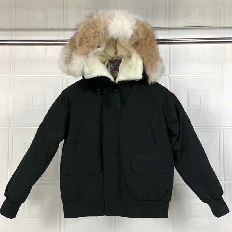 Mens Winter Jacket Fourrure Down Parka Homme Chaquetas Outerwear Big Fur Hooded Fourrure Manteau Men Women Down Jacket Coat