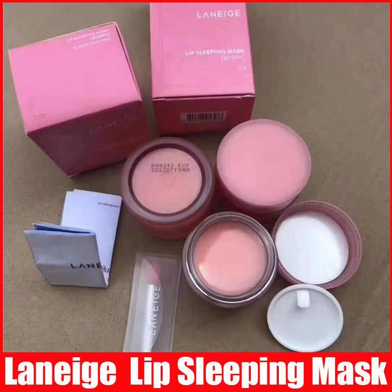 Laneege especial cuidado labon dormir máscara lipstick batom hidratante cosmético 20g