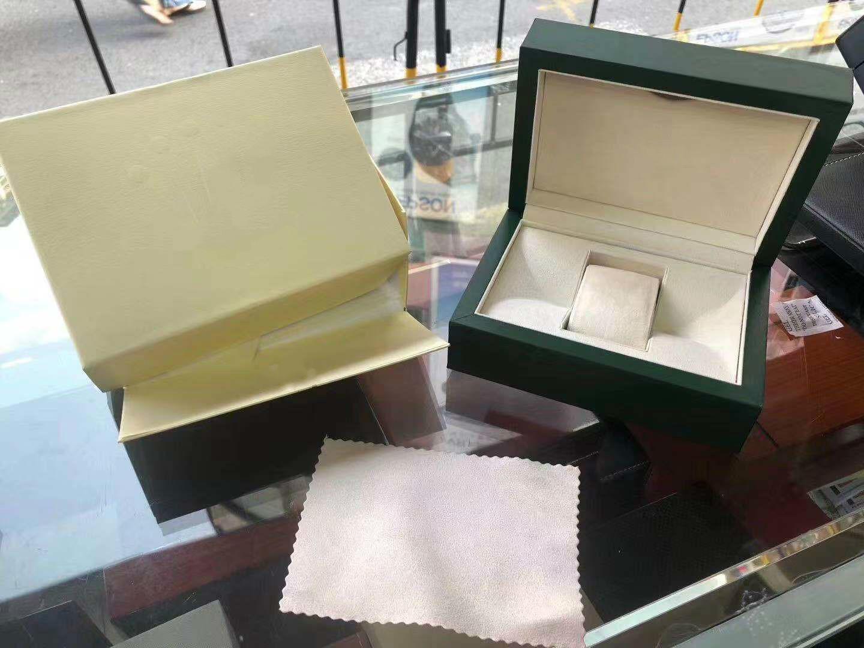 Nuevas ventas calientes para hombres de lujo para Rolex Watch Box Original Inner Womans Womans Womans Boxes Caja de reloj de pulsera