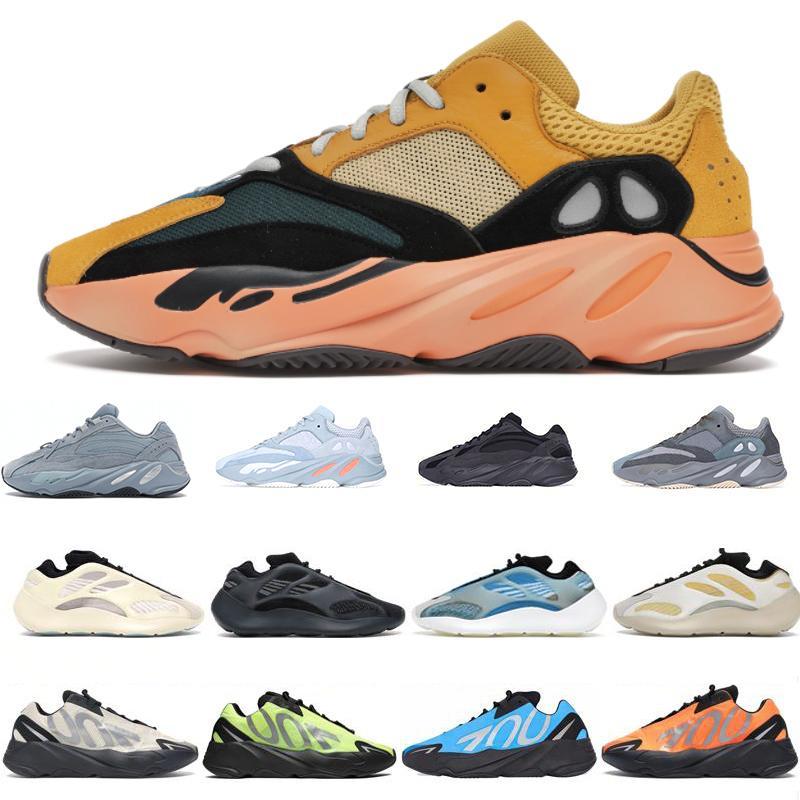 Yansıtıcı 700 Karbon Mavi Basketbol Ayakkabı Erkek Tolid Gri Yardımcı Siyah Vanta Koştu Eğitmenler Erkek Kadın Statik Güneş B75571 Sneakers