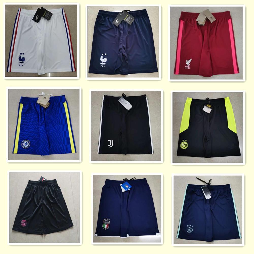 2021 mens Football Soccer shorts Short de foot Voetbalshorts Fotbollshorts t shirt t-shirt camiseta Maillot Baseball Jerseys Jersey
