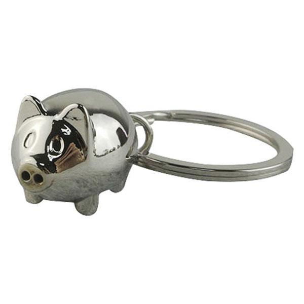 Schlüsselanhänger 1 stück Schönes Mini-Schwein Keychain Schlüsselanhänger Keyfob Netter Geschenk Ring Charme Dekoration