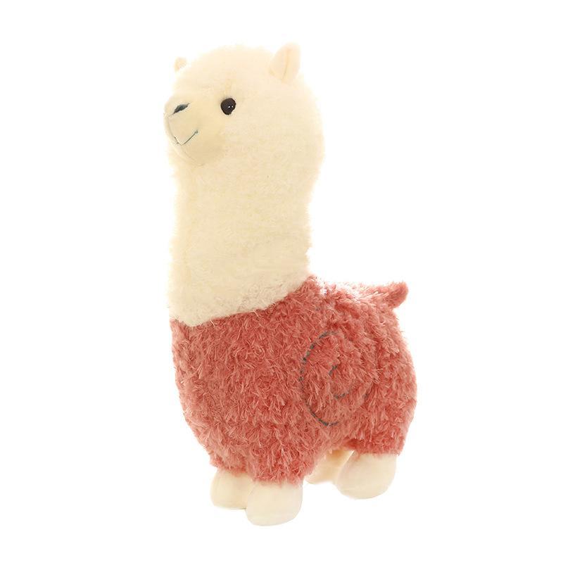 Multicolor Peluche juguetes Animales Muñecas Alpaca Linda Muñeca Niños Niños Y Niñas Adultos Almohada Save Suave