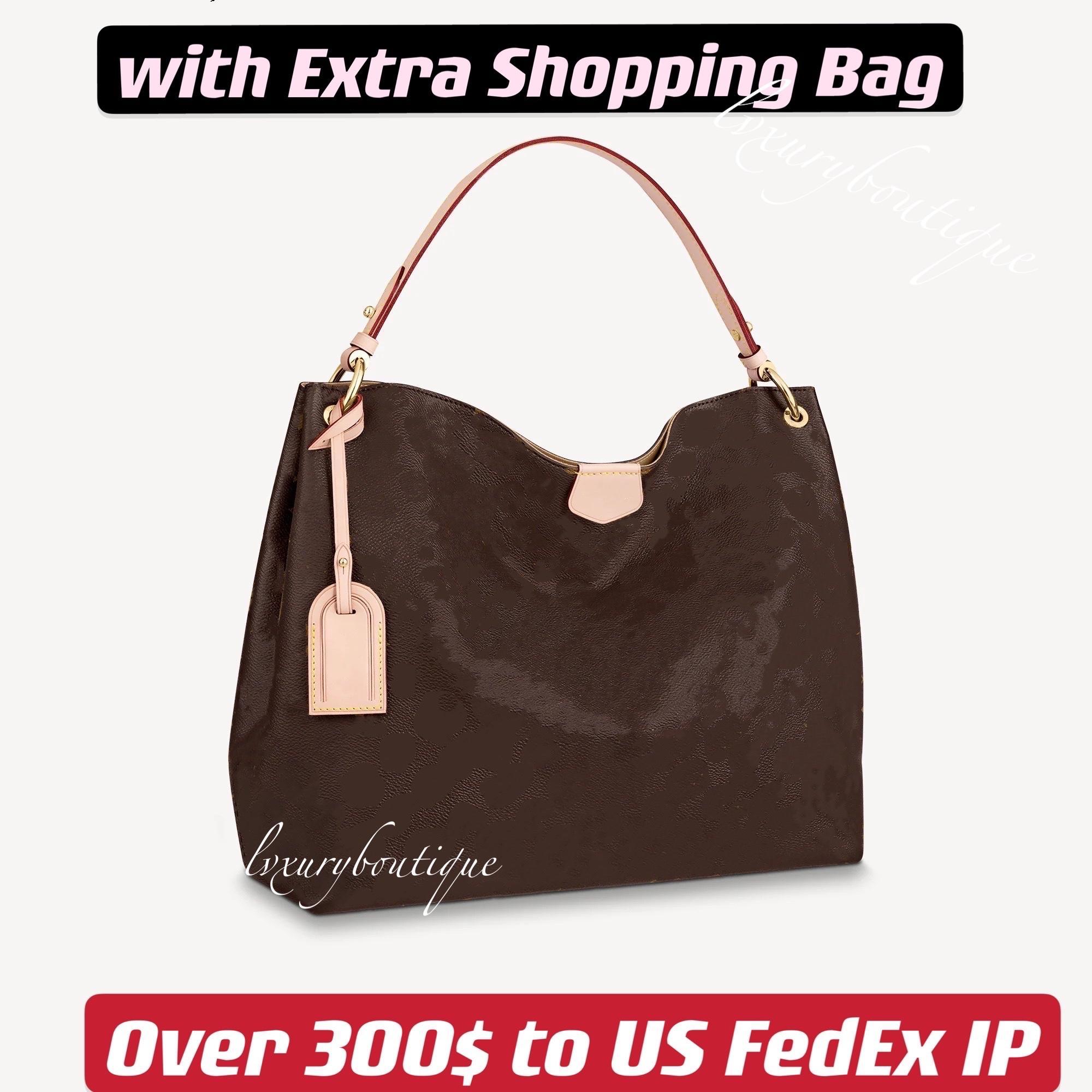 Kadınlar Büyük Alışveriş Çantaları İki Boyutları Klasik Kaplamalı Tuval Lady Roomy Hobos Tarzı Tote Çanta