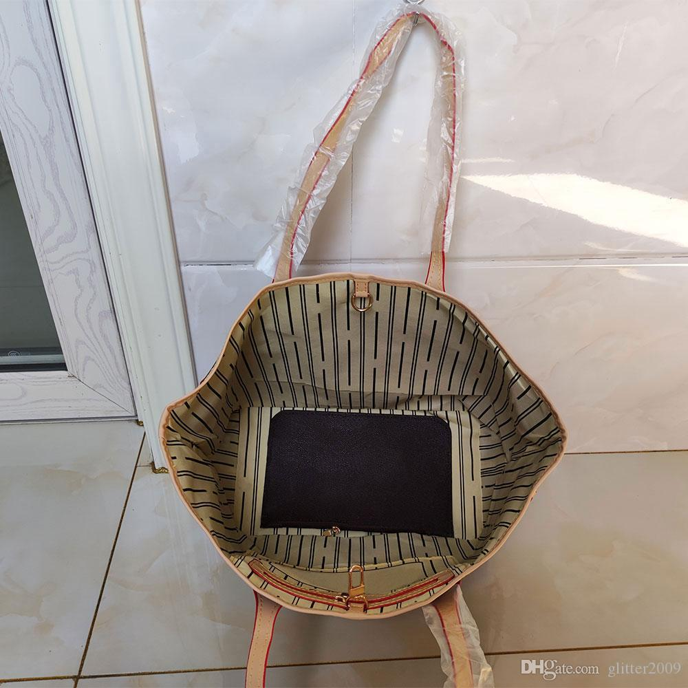 Designers Favorito Multi PoChette Acessórios Chain Bolsas De Ombro Luxurys Couro Mulheres Handbag Titular Bolsa 3 Pcs