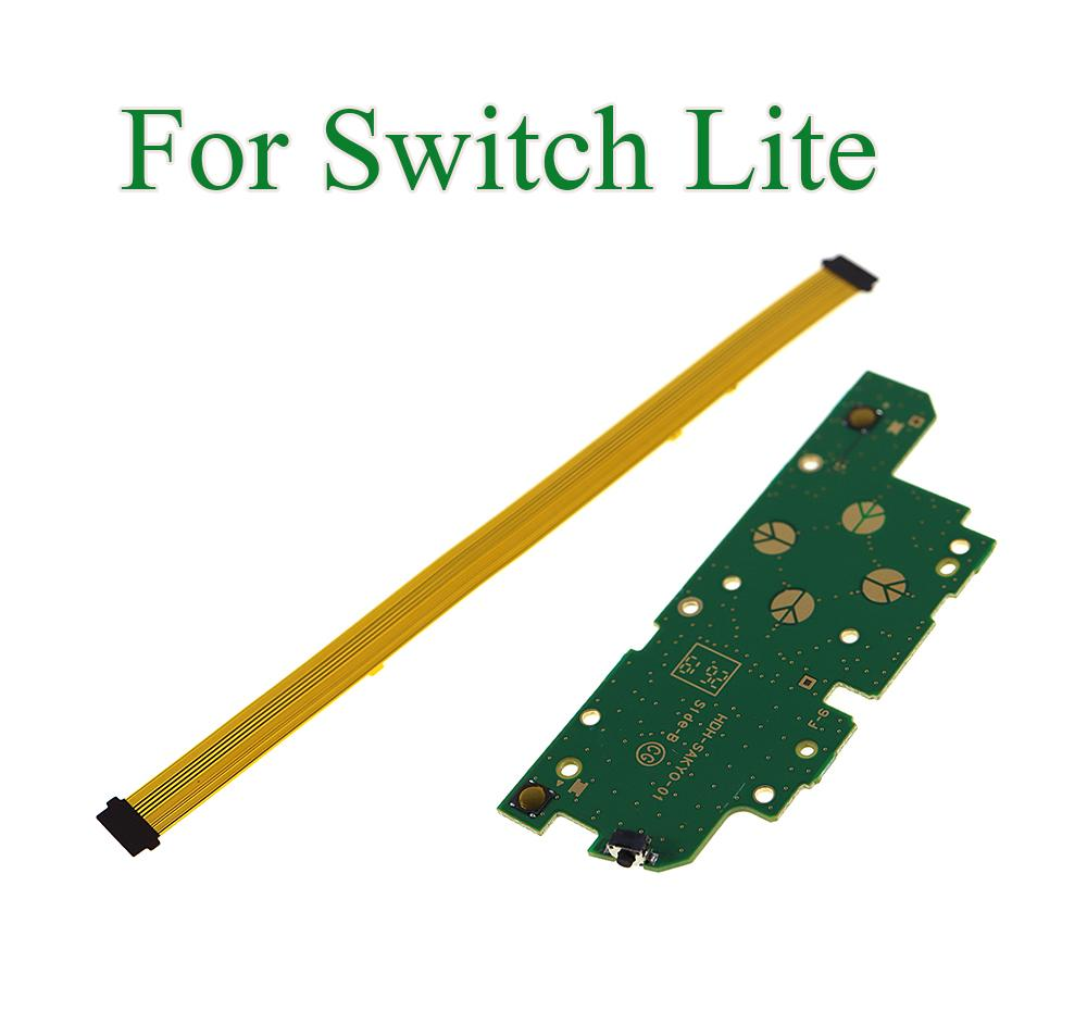 Replacement L Button Key Board Ribbon Flex Cable for Switch Lite Great Performance