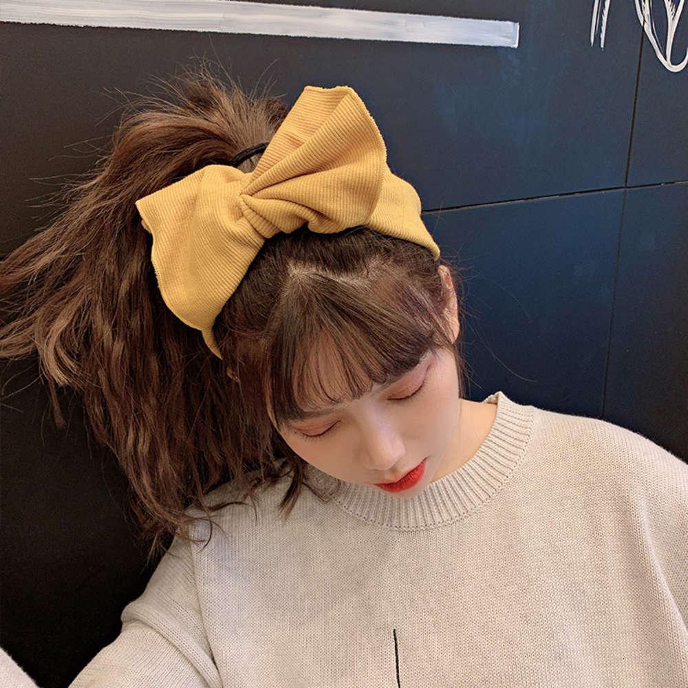 Ленты сладкое прекрасное повязка на голову на мытье лицо, бабочка для волос для волос красный и универсальный