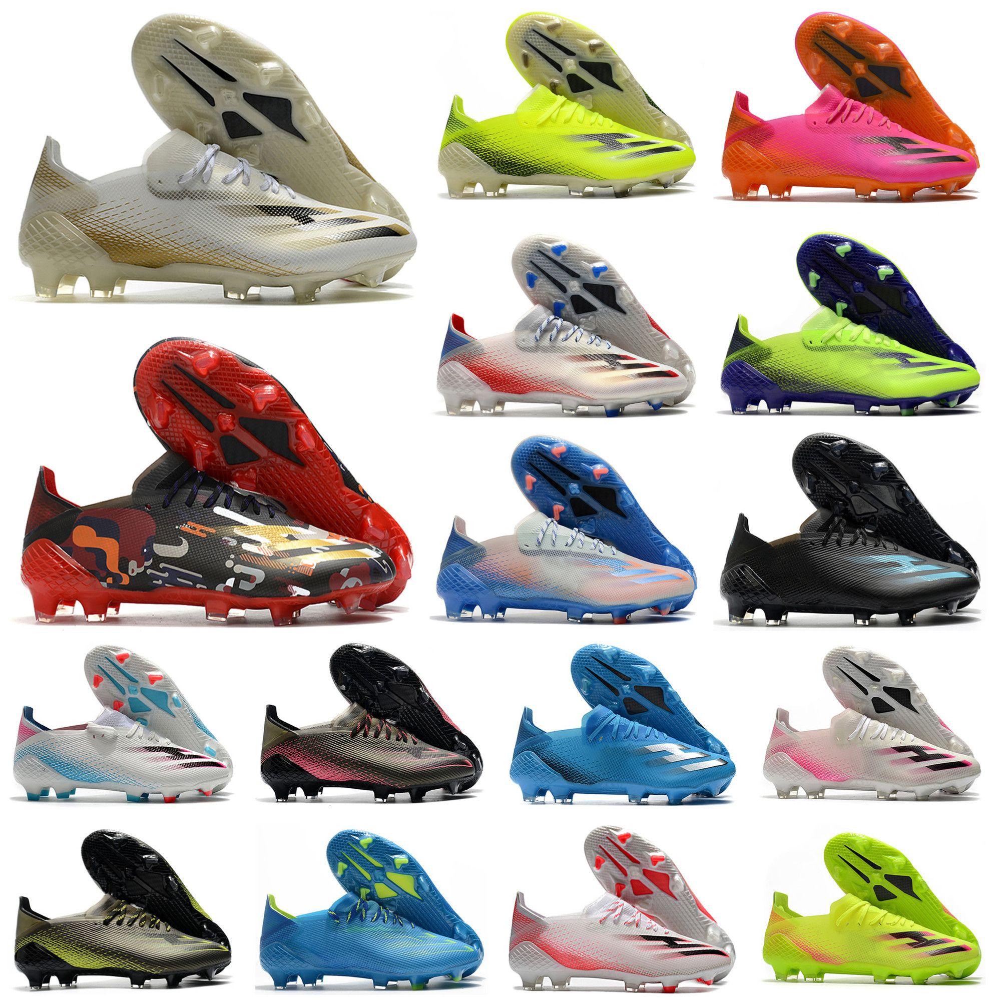 2021 جديد x ghosted.1 الدقة إلى طمس fg رجل النساء الفتيان الشبح .1 الدانتيل متابعة كرة القدم أحذية كرة القدم أحذية كرة القدم المرابط كرة القدم حجم الولايات المتحدة 6.5-11