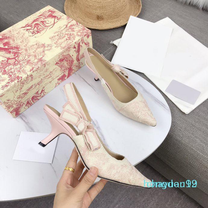 2021 Moda Sandali Donne Slifts Slifts Summer Flats Dress Shoes Sexy Real Pelle Pelle Piattaforma Sandalo Sandali Shoe Beach Shoe