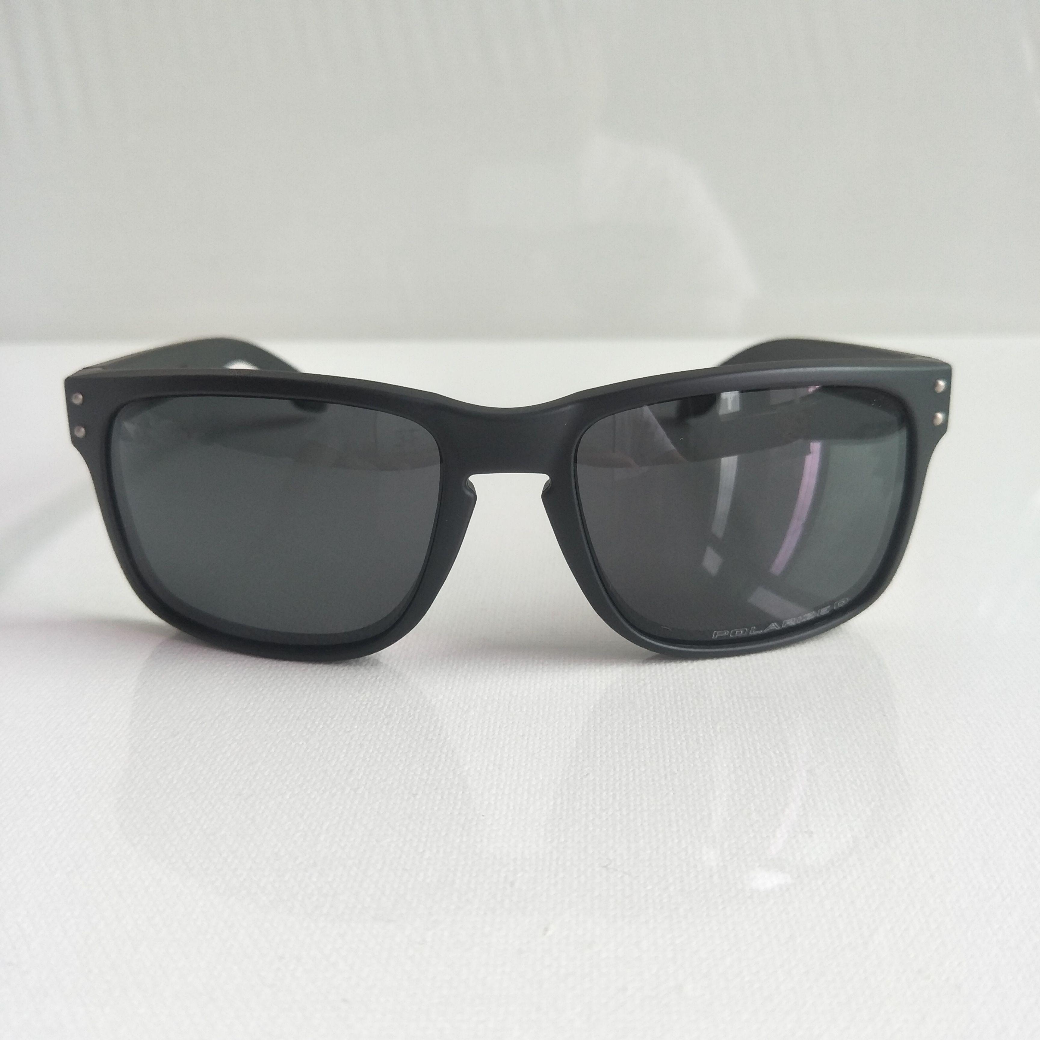 9102 남성용 편광 선글라스 여름 그늘 UV400 보호 스포츠 선글라스 남자 태양 안경 11 색 상자와 케이스