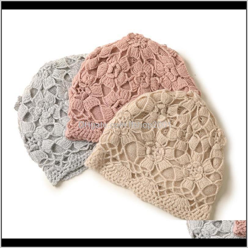 Bere / Kafatası Şapkalar Şapka, Atkılar Eldivenler AessoriesPure Kadınlar Örme Şapka Katı Renk 100Percent Kaşmir Moda Süper Yumuşak Sıcak Kafa Th