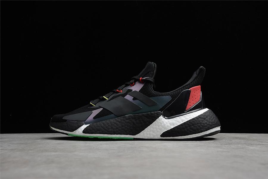 2021 최신 36-46 최고 품질의 AD X9000L4 C4 디자이너 남성 신발 여성 Chaussures 스포츠 로퍼 마틴 플랫폼 블랙 Wshie Black