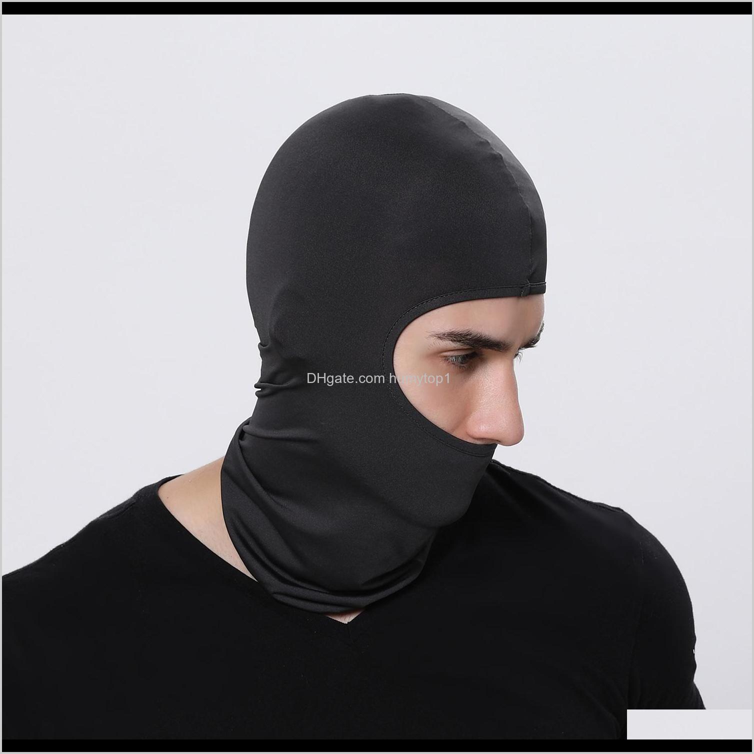 Vendendo Pescoço de Esqui Protegendo Balaclava Ao Ar Livre Ultra Fino Respirável Respirável à prova de vento MC173 Rygh2 Caps Máscaras RCHIH