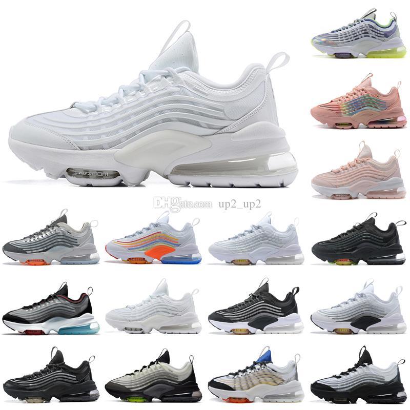 950 zoom açık havada ayakkabı 950 s og üçlü siyah beyaz yenilmez şerit mermi sneakers zm950 gerçek metalik aurora yeşil erkek kadın açık eğitmenler