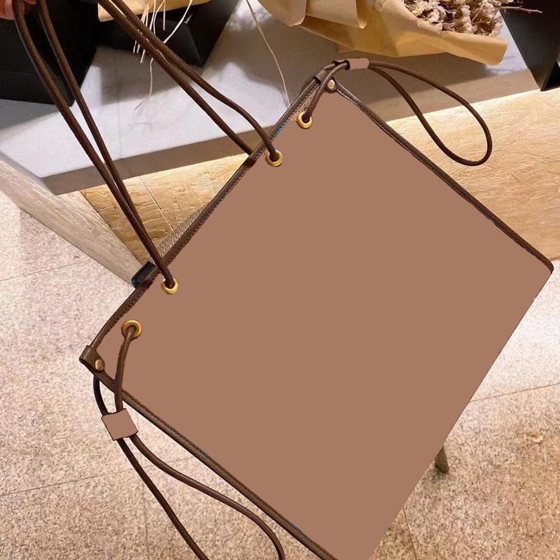 2021 Mode dames Un sac à main à l'épaule Modèle de cartotage de grande capacité de haute qualité adapté à de nombreuses occasions