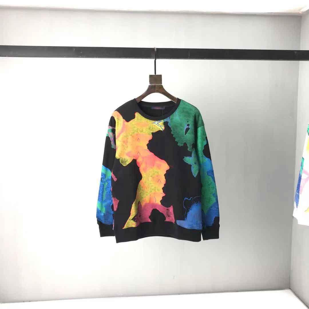 2021ss Spring and Summer NOUVELLE PANNEAU DE COTON COTON DE MANCHE À Manches courtes T-shirt T-shirt Tableau: M-L-XL-XXL-XXXL Couleur: Blanc Blanc M3X223122112111