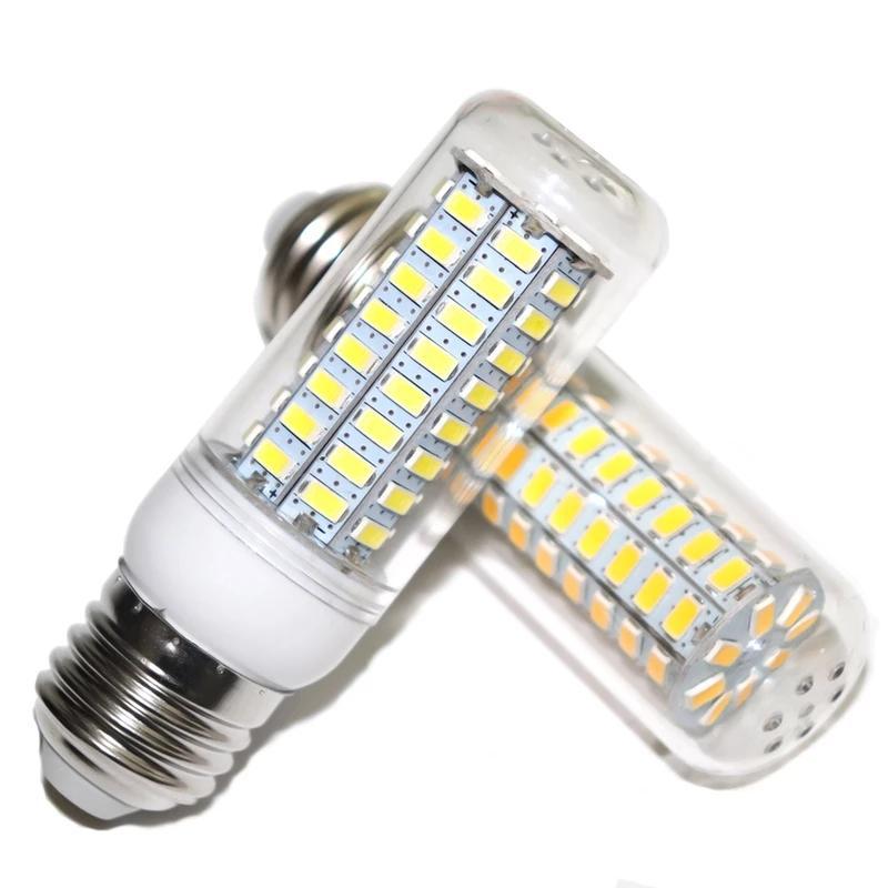 LED Birnen E27 LEDs Glühbirne 110V 220V Lampe warm kalt weiß für Wohnzimmer