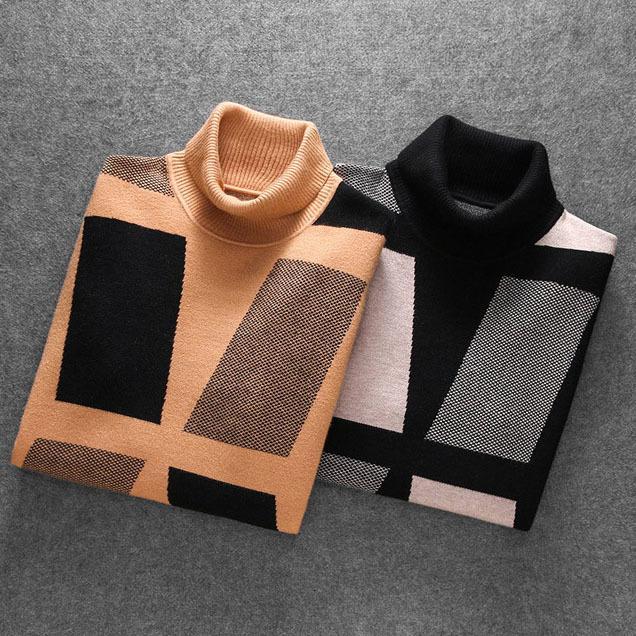 جديد البلوزات للرجال الياقة المدورة الكشمير عرق قميص طاقم الرقبة رجل البلوز سحب de luxe طاقم الرقبة 100٪٪ تخليص تصميم البلوزات