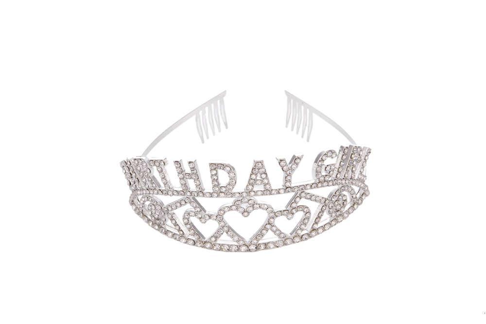 Bridal Crown Birhday Girl Party Crown Legierung Bridal Crown Hairband Stirnband