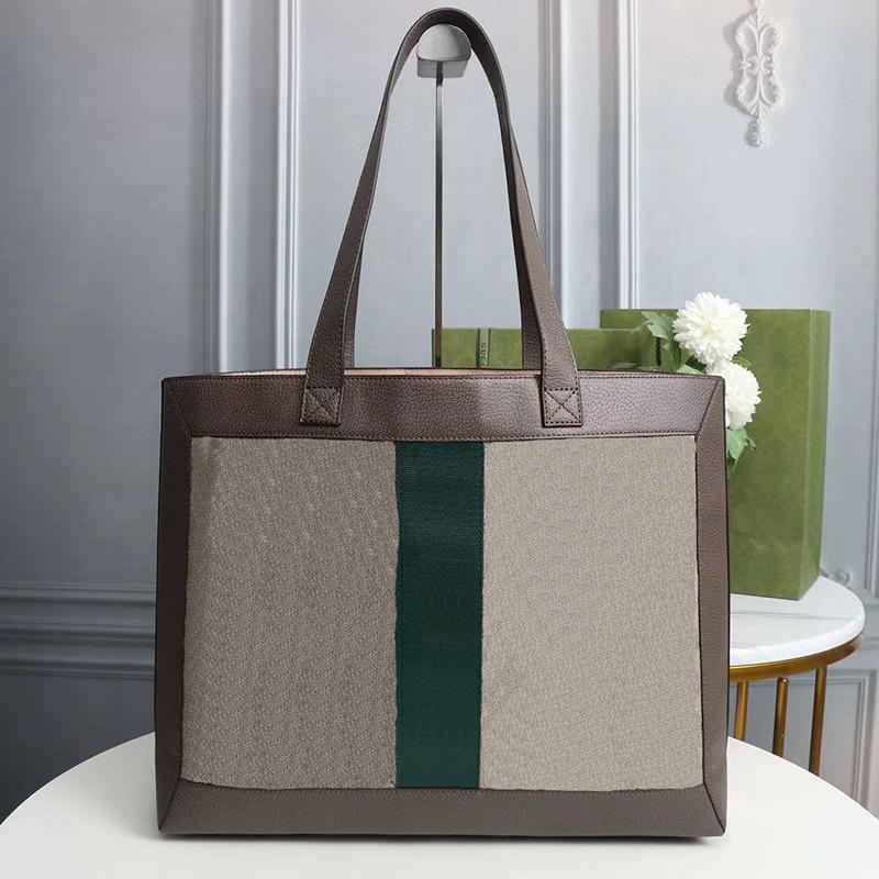 2021 diseñadores bolsas moda playa bolsa de compras Ofidia mujeres bolsos de las mujeres Classicial Mother Totes Top Strap Strap Big Space