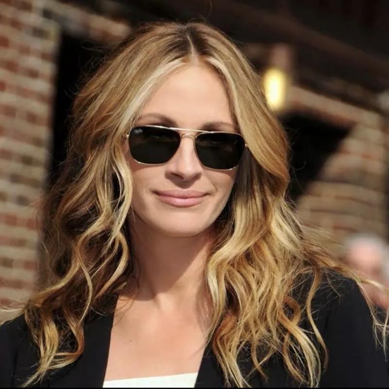 남성 여성 선글라스 브랜드 디자인 안경 여성 세미 림없는 클래식 남성 안경 UV400 패션 프레임
