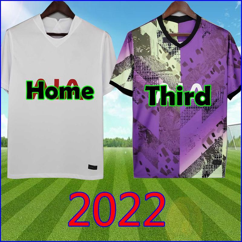 21 22 Bale Bergwijn Kane Son Soccer Jersey 2021 2022 Spurs Lucas Dele Ndombele Lo Celso Football Shirt Tottenham Men Kids Kits مجموعة موحدة قمم