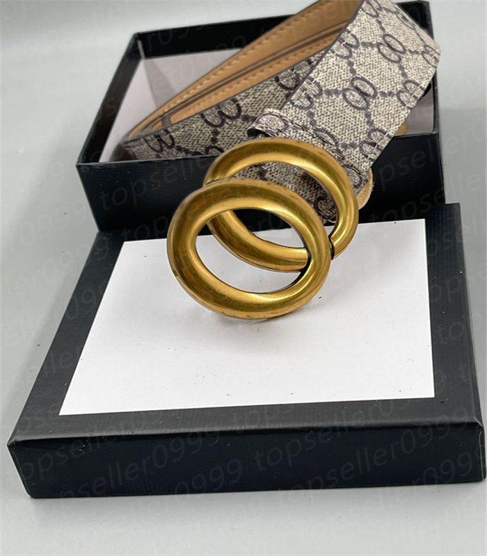 Courroies de design de luxe pour homme Femmes Ceinture Largeur 3.8cm 12 Styles Très qualité avec boîte