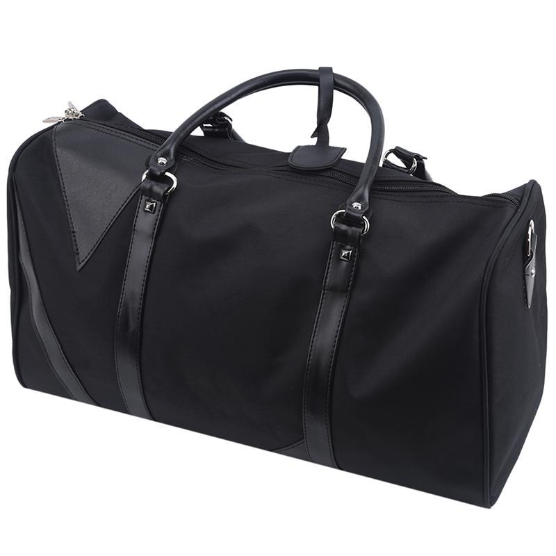 Duffel Bags 2021 Nylon Weekend Travel Men Overnight Duffle Bag Big Tote Crossbody Gym Cabin Luggage Waterproof Handbag Soft