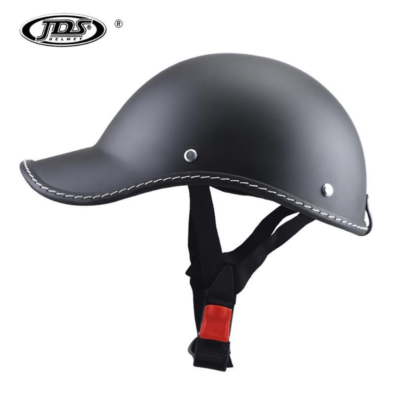 Casques de moto Nenki Helmet Half Face Moto Moto Moto Racing hors route Casco Capacete Casque