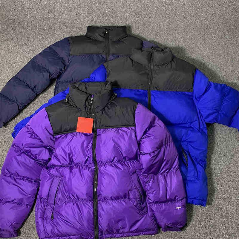 إمرأة أسفل سترة سترة الشتاء النساء أزياء الكلاسيكية عارضة الدافئة للجنسين التطريز السوستة معطف أبلى 10 لون