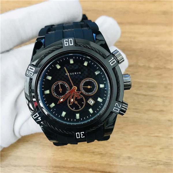 2021 Schweizer Herren Outdoor Sports Uhren Relogio Masculino Armbanduhr Military Watch Gutes Geschenk TA Dropship