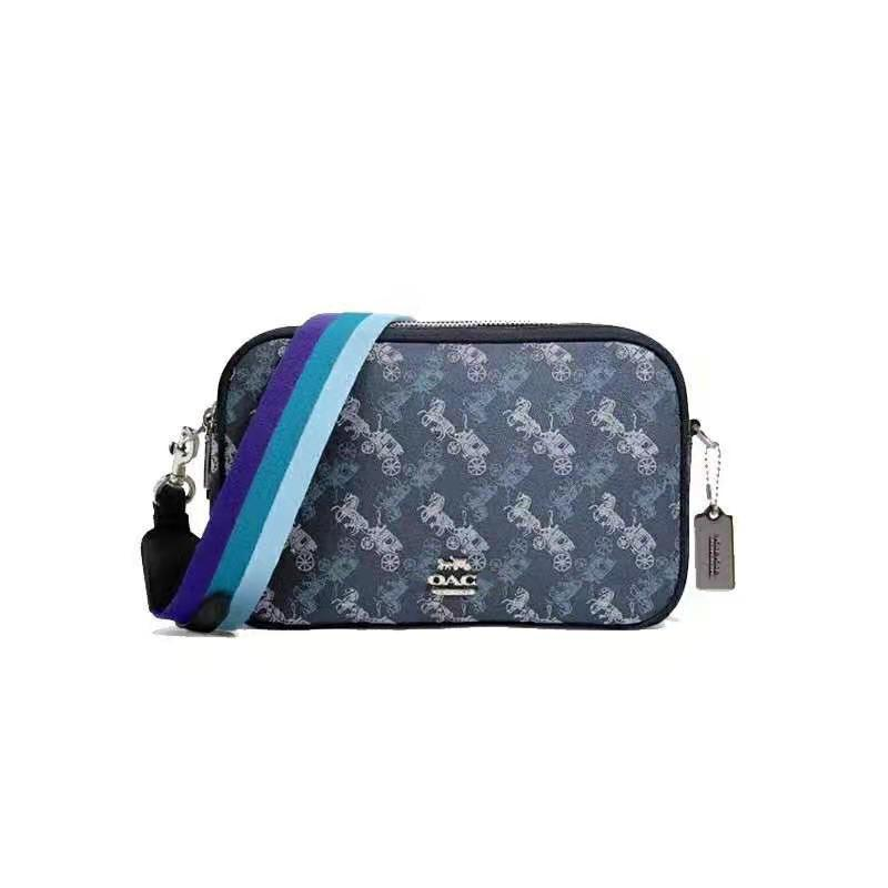 Women Luxurys Designers Bags 2021 slant pattern camera single shoulder K Crossbody Bag Zhouzhoubao123 designer handbags Purse Wallet Handbags