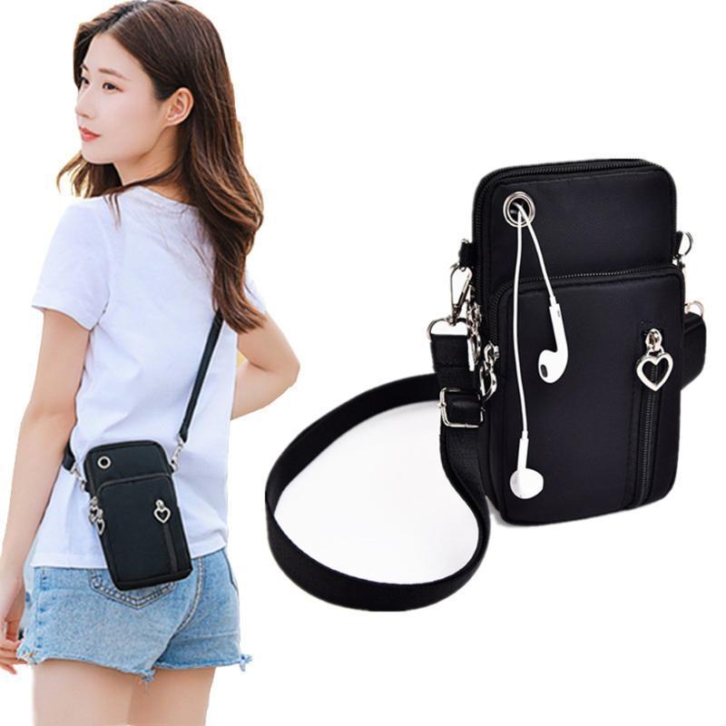 Evening Bags Women Summer Bag Shoulder Strap Messenger Chest Wallet Multifunction Mobile Phone Coin Purse Crossbody For